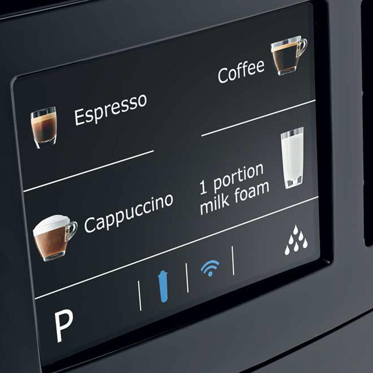 kaffeevollautomaten von jura kaffeemaschinenprofis. Black Bedroom Furniture Sets. Home Design Ideas