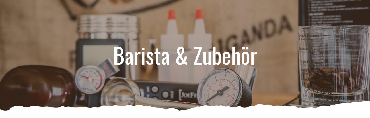Barista & Zubehör